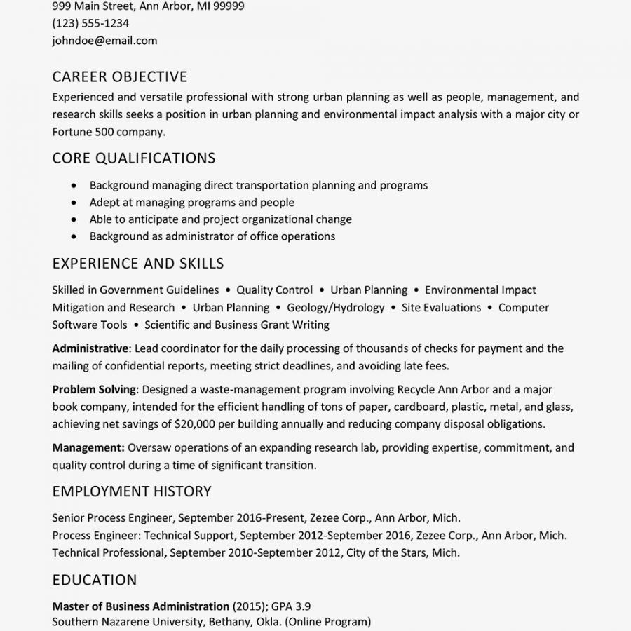 Printable Functional Job Description Template Doc Sample