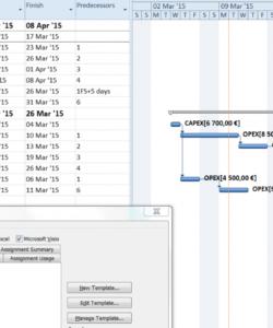 Best Art Department Budget Template Excel Sample