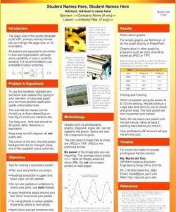 Best Sponsorship Flyer Template Pdf Sample