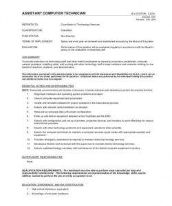 Best Trainee Job Description Template Doc