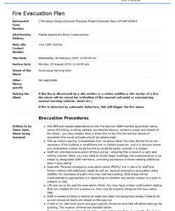 Costum Fire Department Budget Template Excel