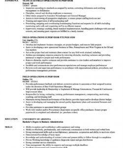 Costum Plant Manager Job Description Template