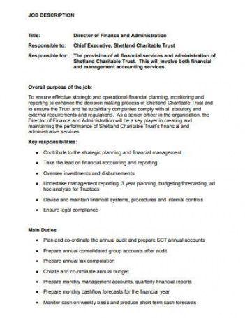 Editable Church Volunteer Job Description Template Excel Sample