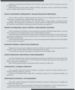 Printable Quality Control Job Description Template Pdf Example