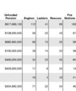Professional Fire Department Budget Template Pdf Example