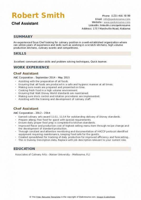 Professional Kitchen Manager Job Description Template Doc Example