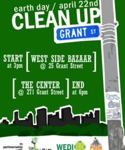 Best Community Clean Up Flyer Template Word Example