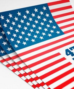 Costum 4Th Of July Flyer Template Word