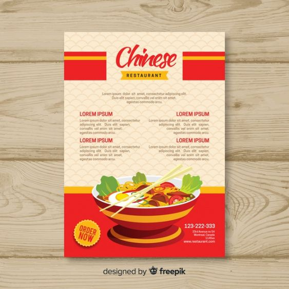 Costum Chinese Auction Flyer Template Excel Sample