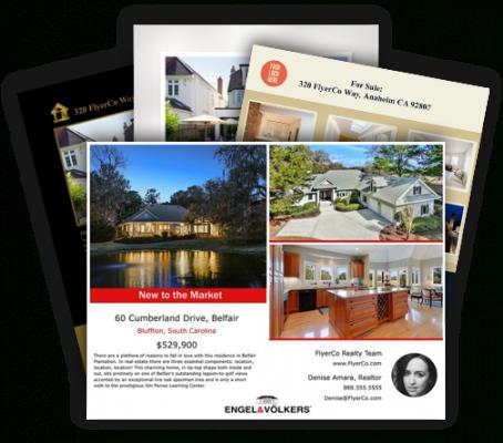Editable Real Estate Farming Flyer Template Pdf Example