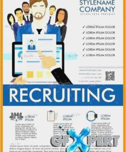 Now Hiring Flyer Template Pdf