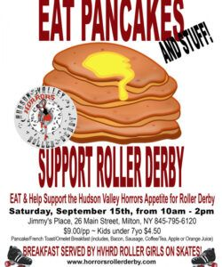 Pancake Breakfast Fundraiser Flyer Template Word