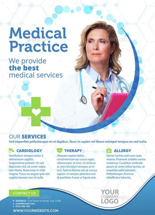 Printable Health Care Flyer Template Doc