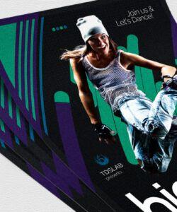 School Dance Flyer Template Pdf Example