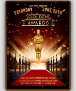Best Summer Movie Night Flyer Template Pdf