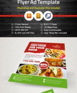 Editable Pet Food Drive Flyer Template Word Sample