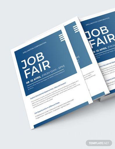 Job Announcement Flyer Template  Sample