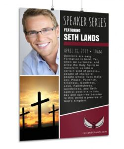 Printable Guest Speaker Flyer Template Pdf