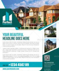 free 13 real estate flyer templates  excel pdf formats real estate marketing flyer template doc