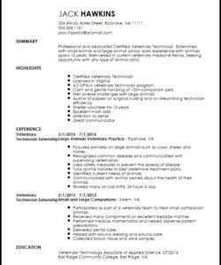 veterinary assistant resume   mt home arts veterinary receptionist job description template pdf
