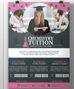 18 tutoring flyer templates and designs  psd word ai summer tutoring flyer template and sample
