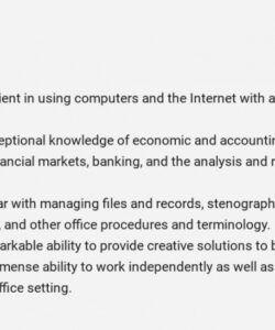 customer service support job description template [free customer service job description template doc