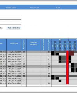 excel spreadsheet gantt chart template — excelxo gantt chart budget template example