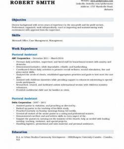 free pastoral assistant resume samples  qwikresume senior pastor job description template